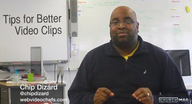 Better Video Clips Screen