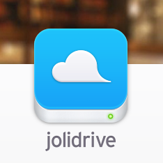 Jolidrive: All Your Clouds In One Place