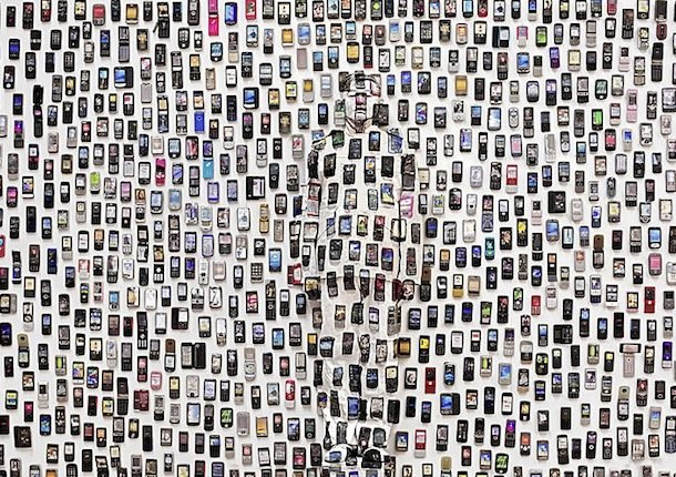 Liu Bolin | Hiding in New York No. 7 - Made in China | Eli Klein Fine Art, New York-1