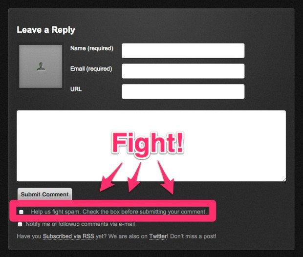 Spam Wars Works