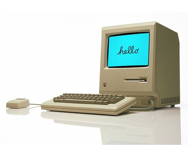 The First Macintosh in LEGO
