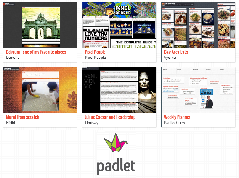 Padlet – Creatively Collaborate & Share Your Content