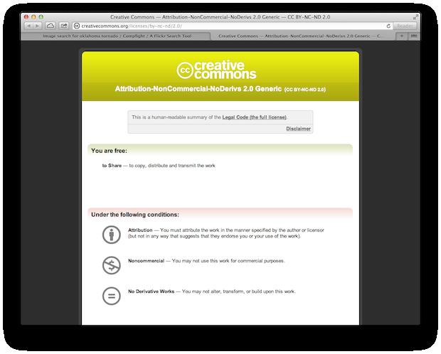 Compfight CC License