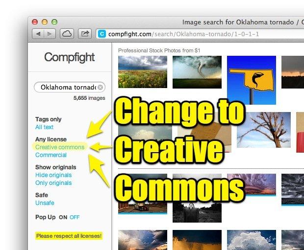 compfight options