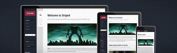 free html5 css3 responsive templates