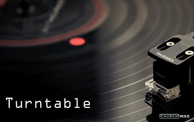 Turntable: 'Thrift Store Jesus' by Heath McNease [Download]