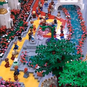 The Wizard of Oz LEGO-fied! [Video]