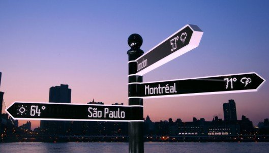 Points: The Coolest Street Signs EVER