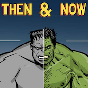 Being Hulk Isn't Cheap: 1962 vs 2013