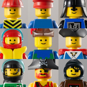 The History of LEGO Minifigs