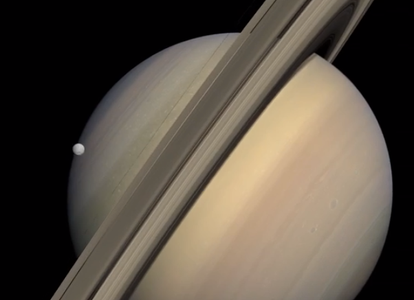4K View of Saturn's Rings Will Make Your Jaw Drop [Video]