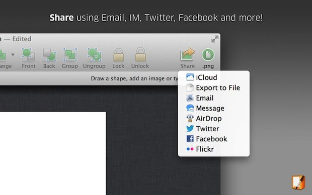 Napkin App Store Screen 4