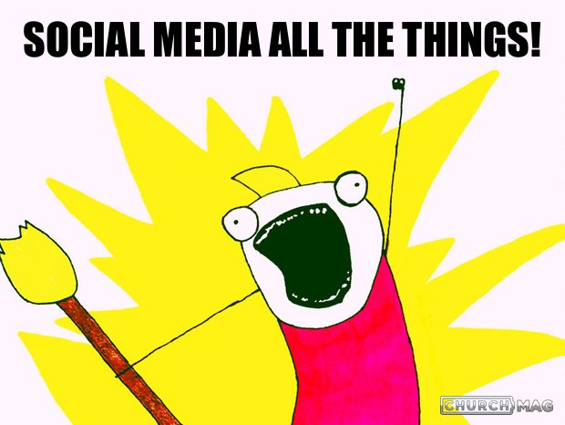 Social Media All the Things