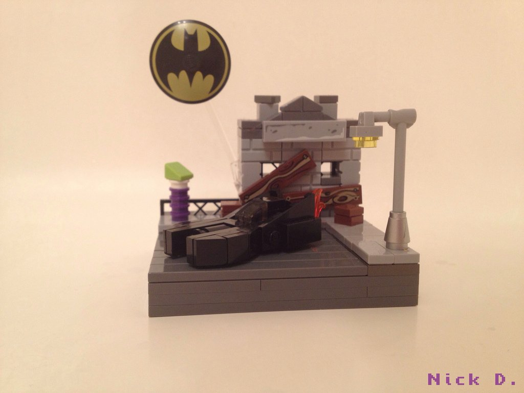 Guess These Movie Scenes Recreated with LEGOS