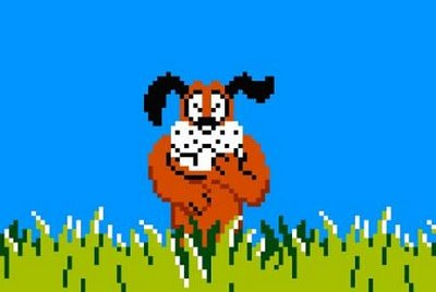 8-Bit Dogs in Real Life