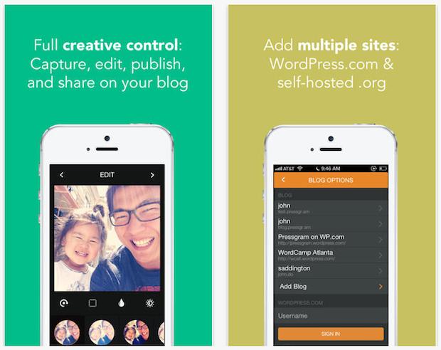 Pressgram App