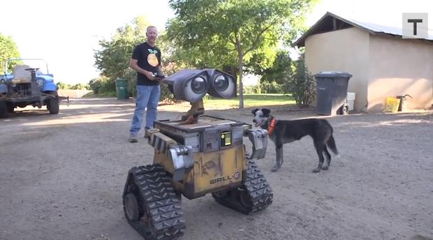WALL-E Remote Controlled