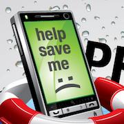 Wet Phone Save
