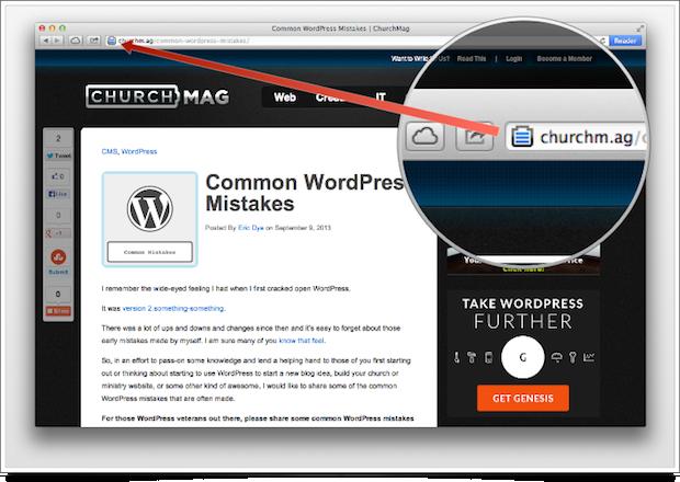 WordPress Favicon common mistakes