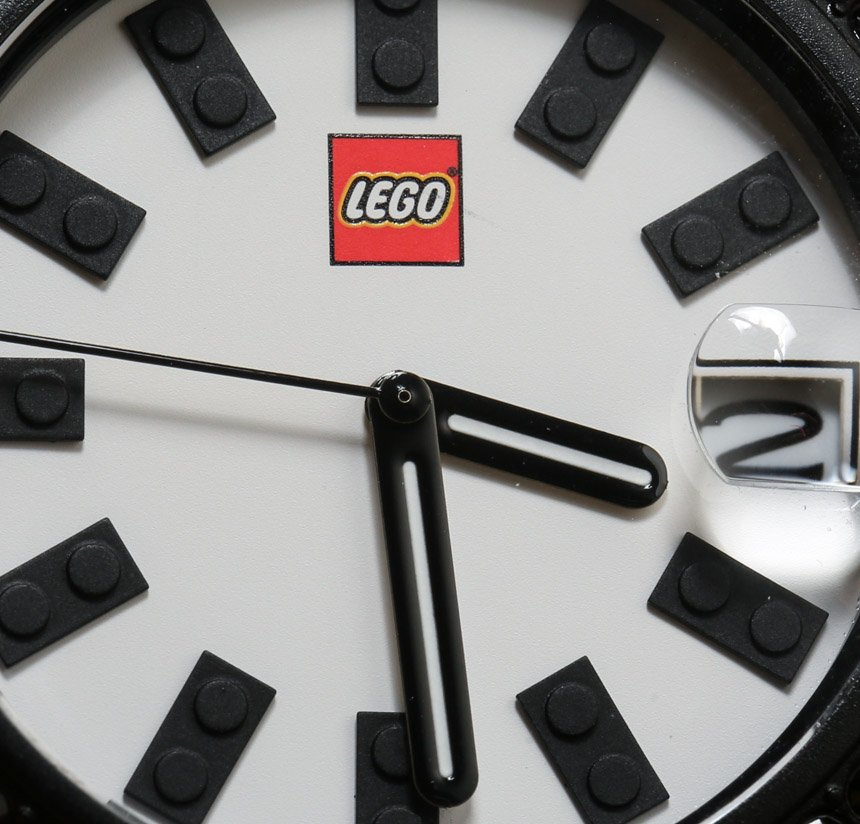 Time for a LEGO Watch for Adults