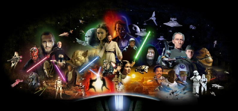 Which Star Wars Character Fits Your Personality Type?