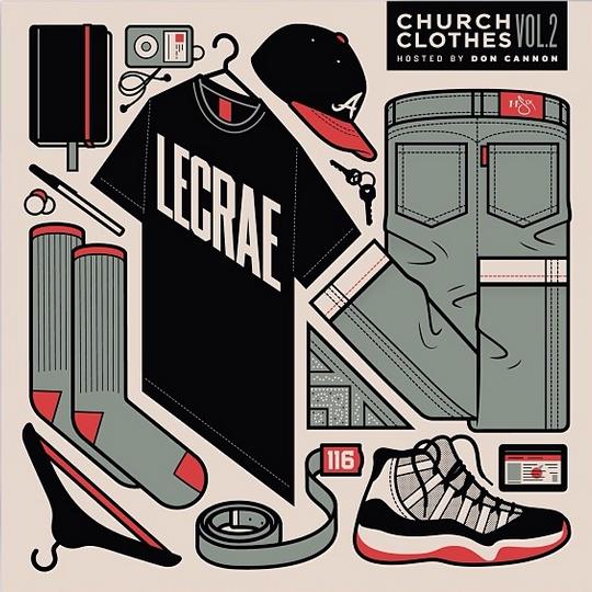 Turntable: Lecrae's 'Church Clothes, Vol. 2'