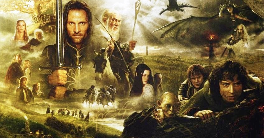 Which Lord of the Rings Personality Type Are You? [Chart]