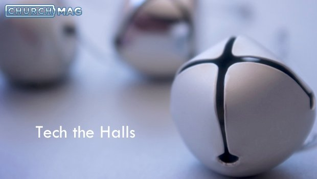 Tech the Halls: Giving Thanks for Pastors