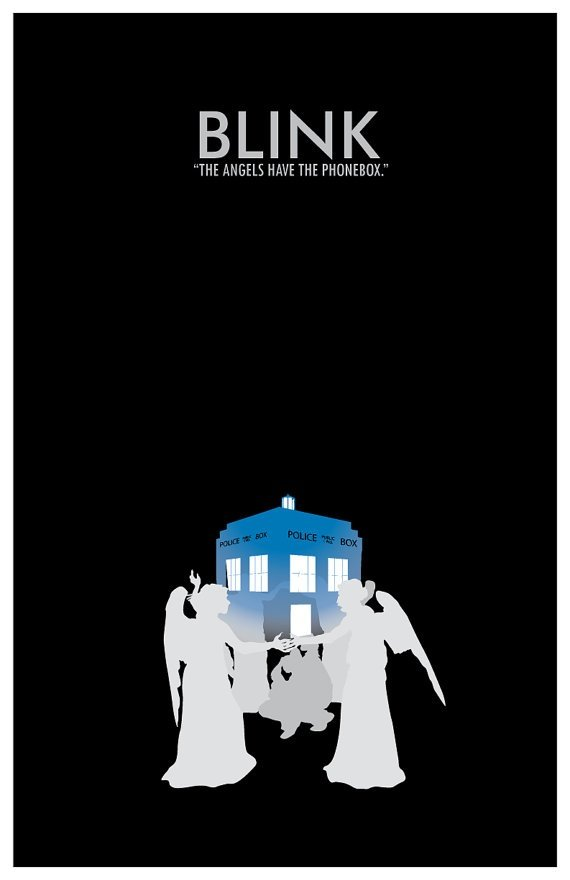 Doctor Who Posters - Blink
