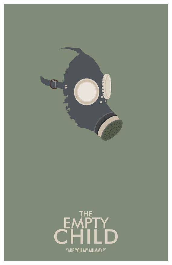 Doctor Who Posters - Empty Child