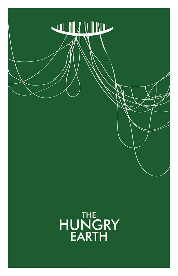 Doctor Who Posters - Hungry Earth