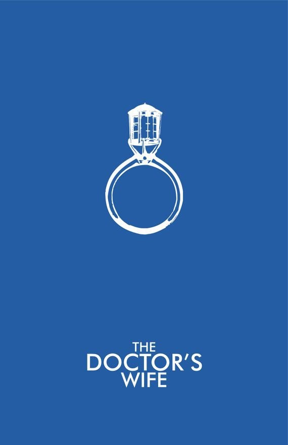 Doctor Who Posters - Ring