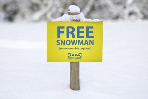 Free-Snowman-IKEA