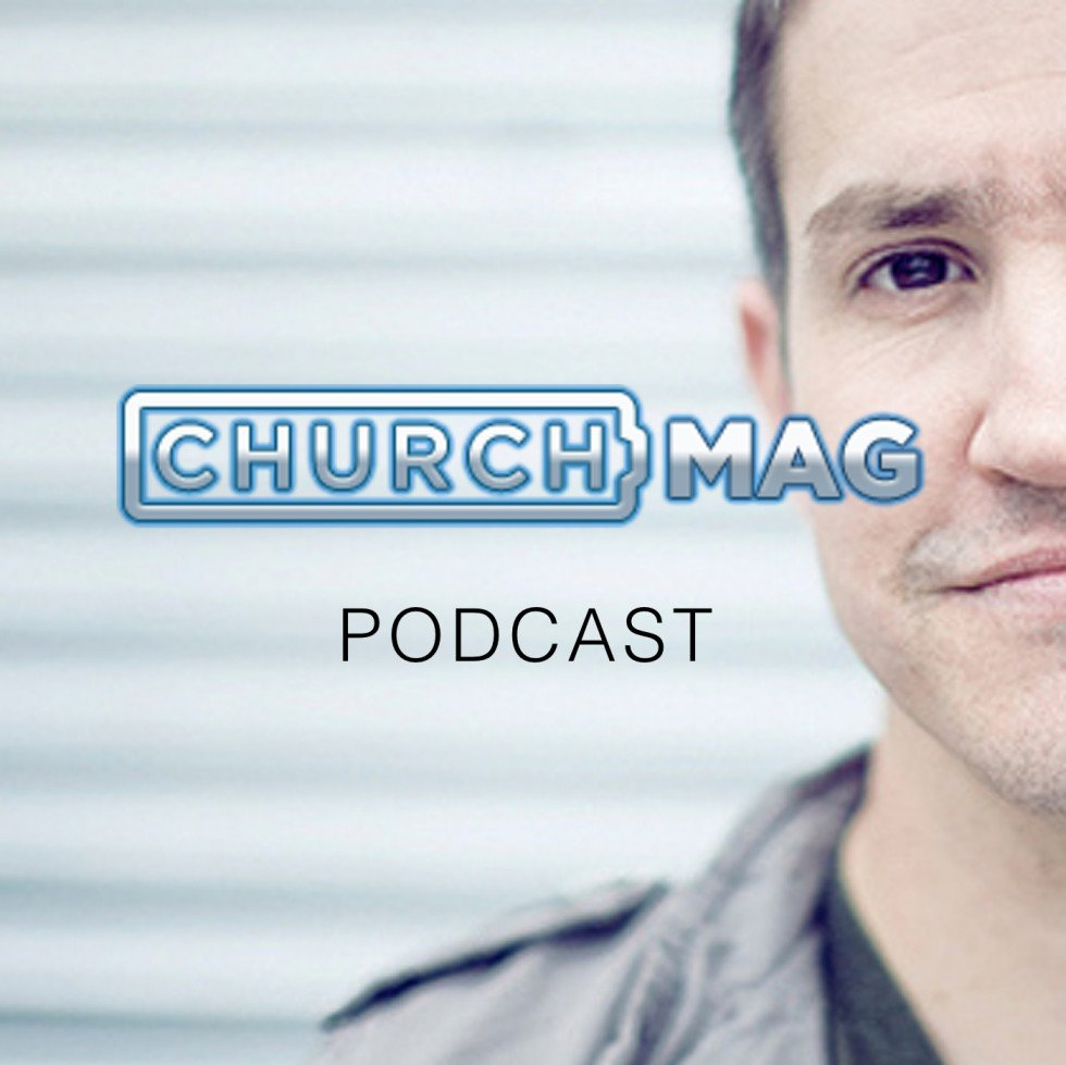 Jon Acuff ChurchMag Podcast