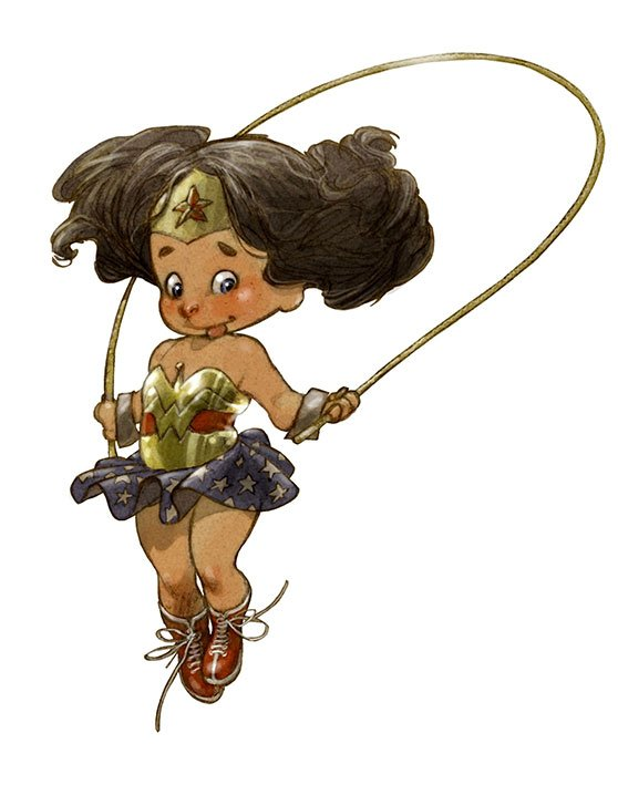 Little-Superheroes-Wonder-Woman