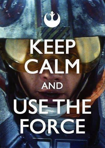 Star Wars Edition: Keep Calm And…