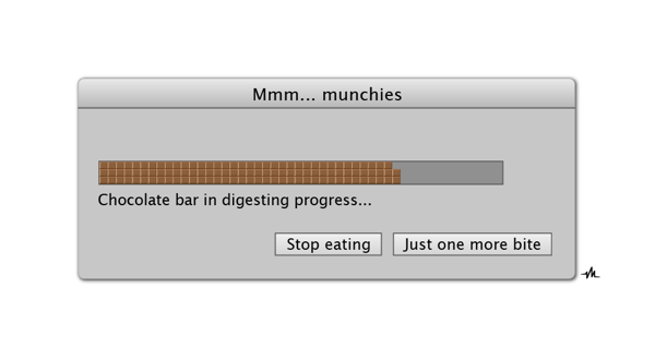 Work in Progress Bars 8