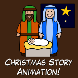 Christmas Story Animation in Less than 3 Minutes! [Video]