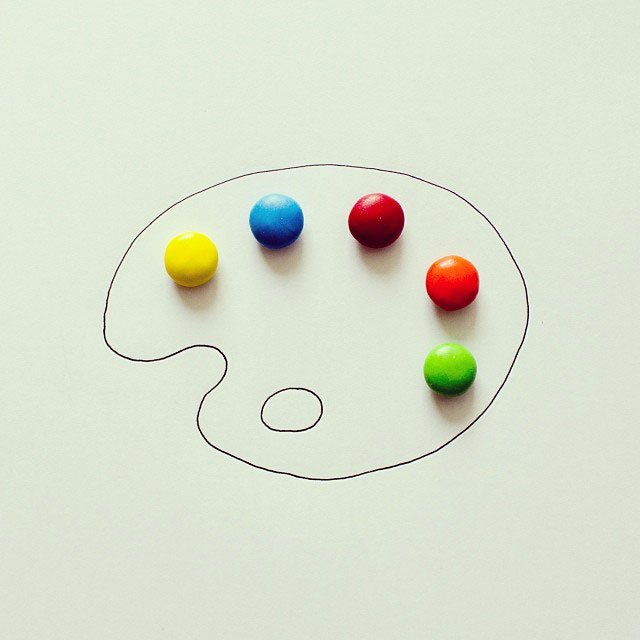 Clever Doodles with Everyday Objects [Photos]
