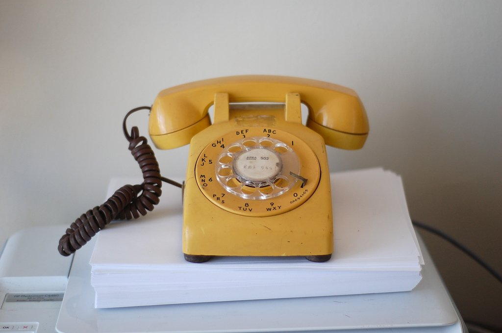 Rotary Phones and Typewriters: A Tech Retrospective