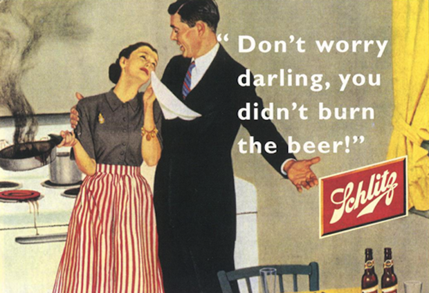 sexist vintage retro ads 1