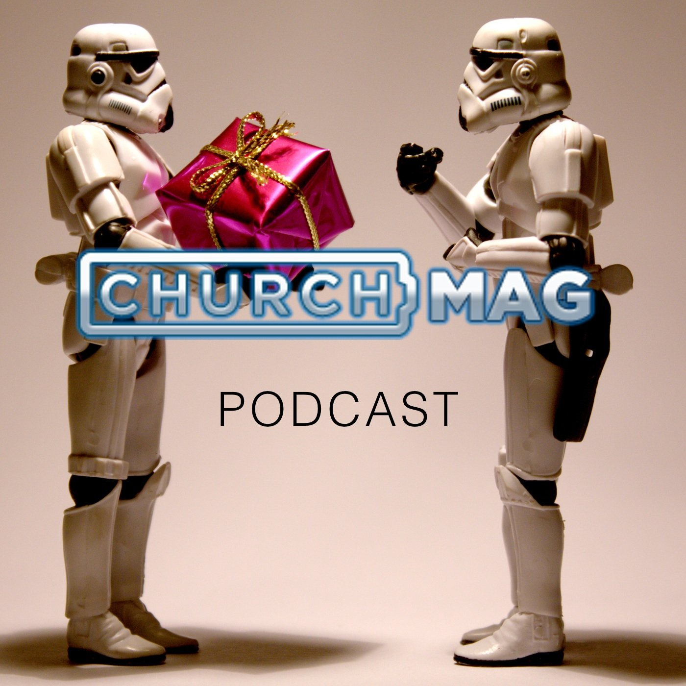 why christmas churchmag podcast