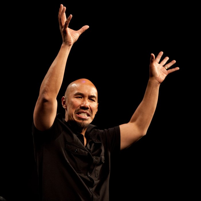 Even Francis Chan Has Fun [Video]