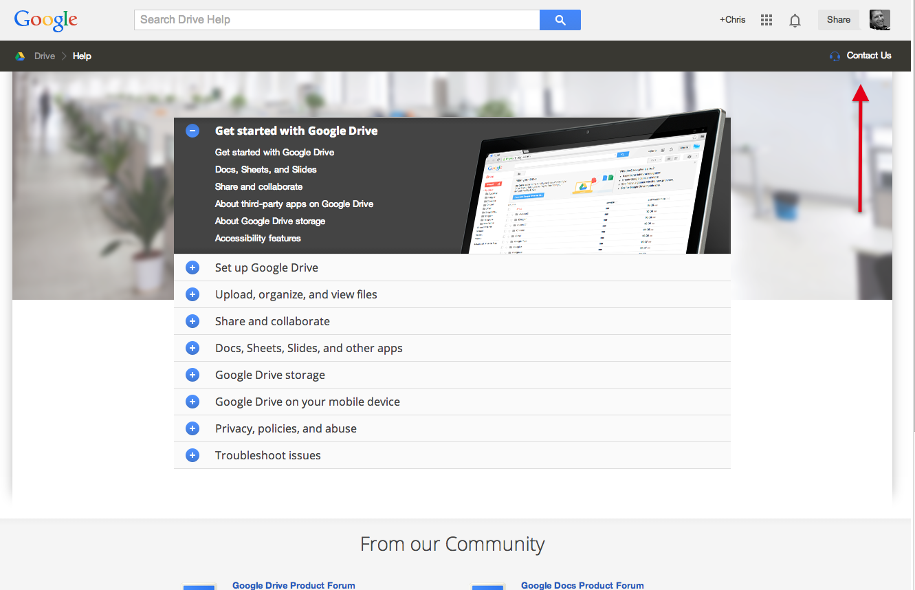 Live Chat With Google To Get Help With Google Drive Churchmag