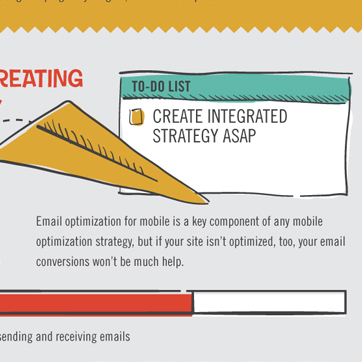 7 Ways to Run an Unsuccessful Mobile Email Campaign [Infographic]