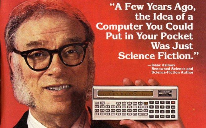 Isaac Asimov's 1964 Predictions for 2014