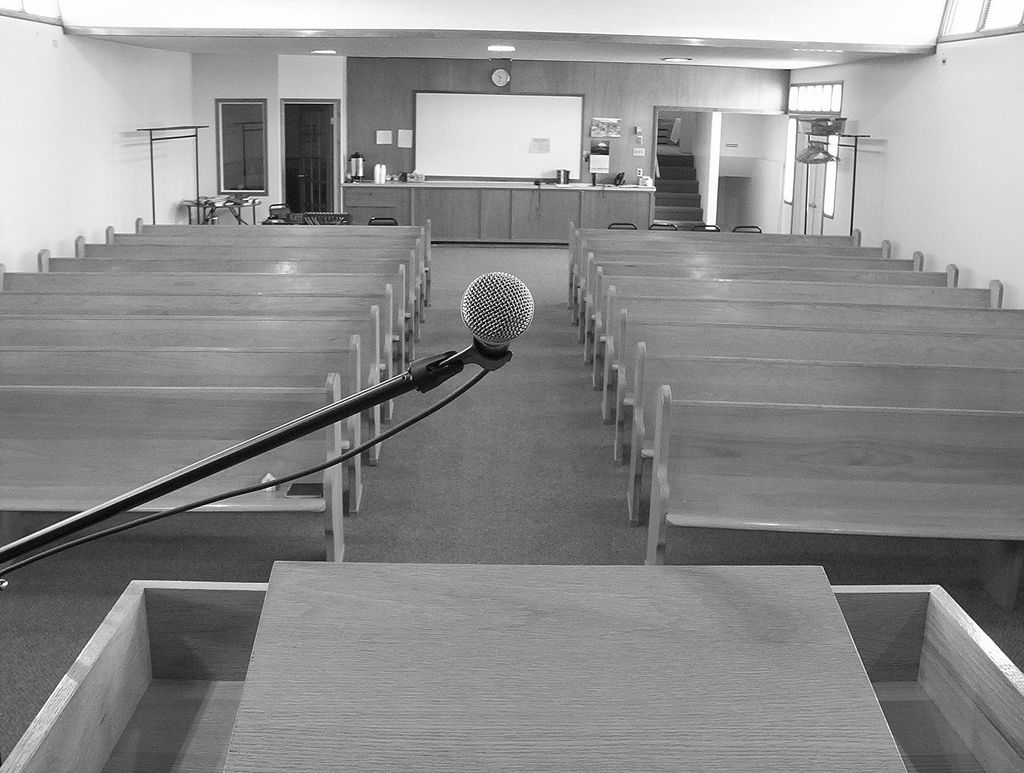 Pastoral Blogging: Your Church is Your Platform
