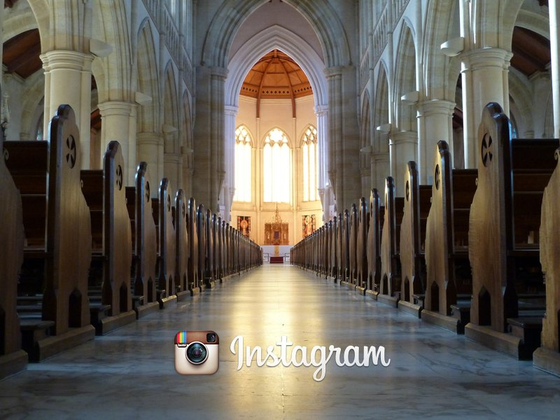 4 Reasons People Use Instagram In Church