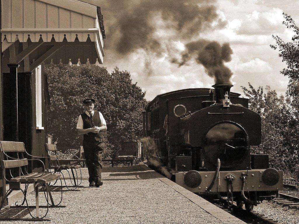 Railroads, Time Zones and Church Vestigial Adaptions