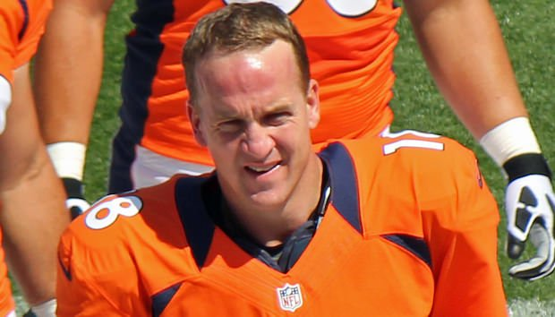 Peyton Manning on Faith, Family, Friends and Football